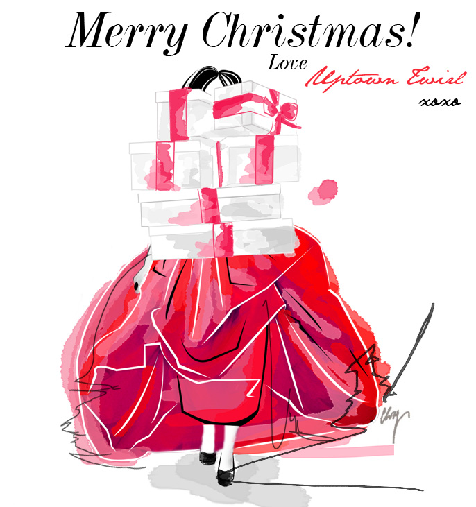Hope you all have a truly magical christmas and a fabulously