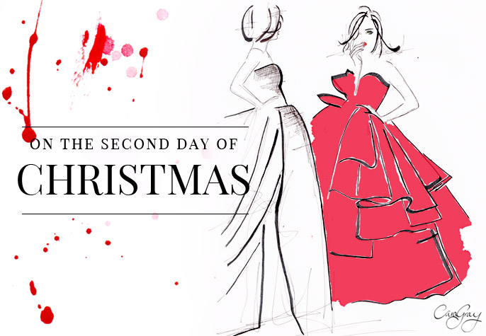 On The 2nd Day Of Christmas… | Uptown Twirl